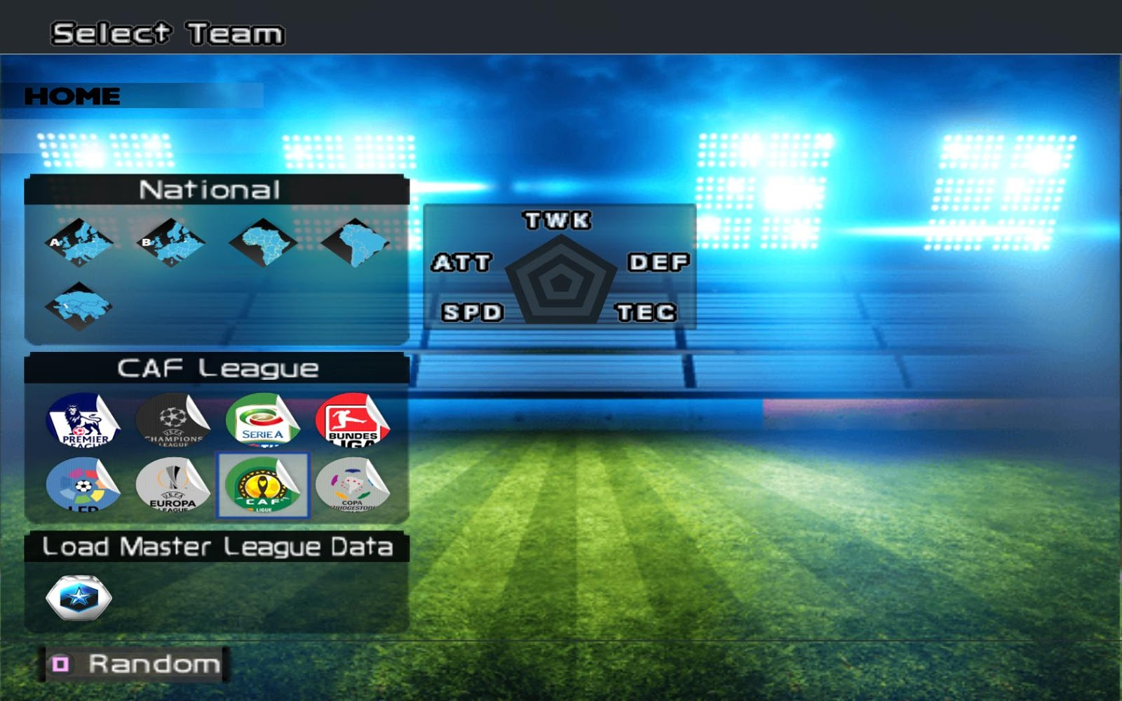 EGY- HD Patch 2016 for PES 6 Winter Transfer 2015/2016 | Windows 10