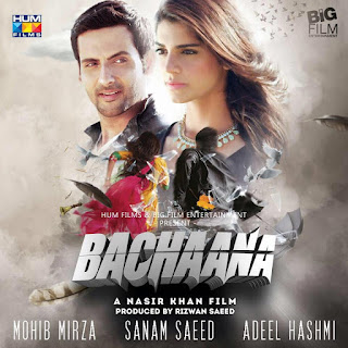 Bachaana (2016) Pakistani Movie 720p WEBHD [800Mb]