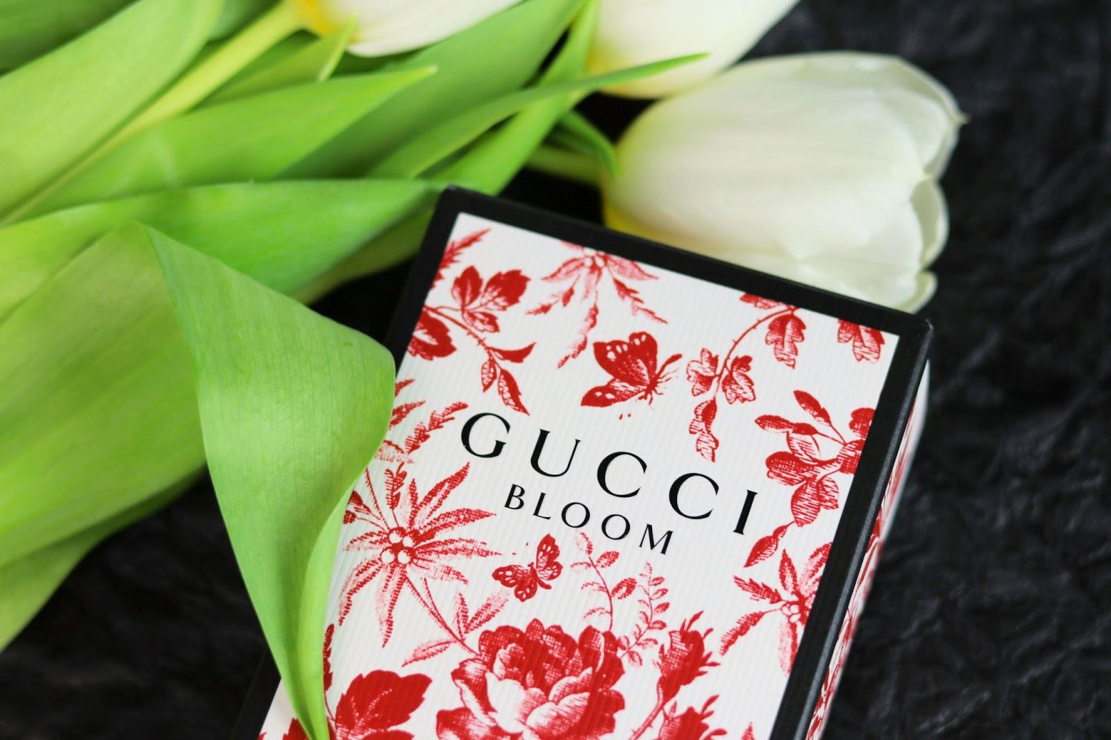 bloom, blumig, blumiger duft, damenduft, duftbeschreibung, eau de parfum, elegant, erfahrung, feminin, flakon, floral, geschenkidee, gucci, jasmin, online parfümerie, parfum.de, pudrig, review, spray, tuberose,