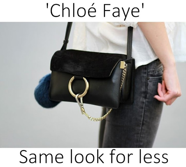 Chloé Faye look for less