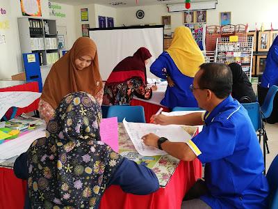 Perkongsian Pembelajaran Abad 21 di SMK Kampung Dato Seri Kamarudin Manjung, Perak