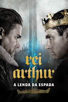 Rei Arthur: A Lenda da Espada Torrent – BluRay 720p/1080p Dual Áudio