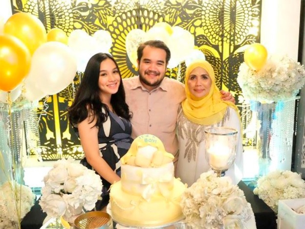 Siti Nurhaliza bakal timang cucu..