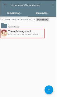 Memasang Klepon Theme Xiaomi
