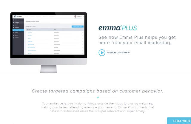 The 10 Best Email Marketing Software's amazing list