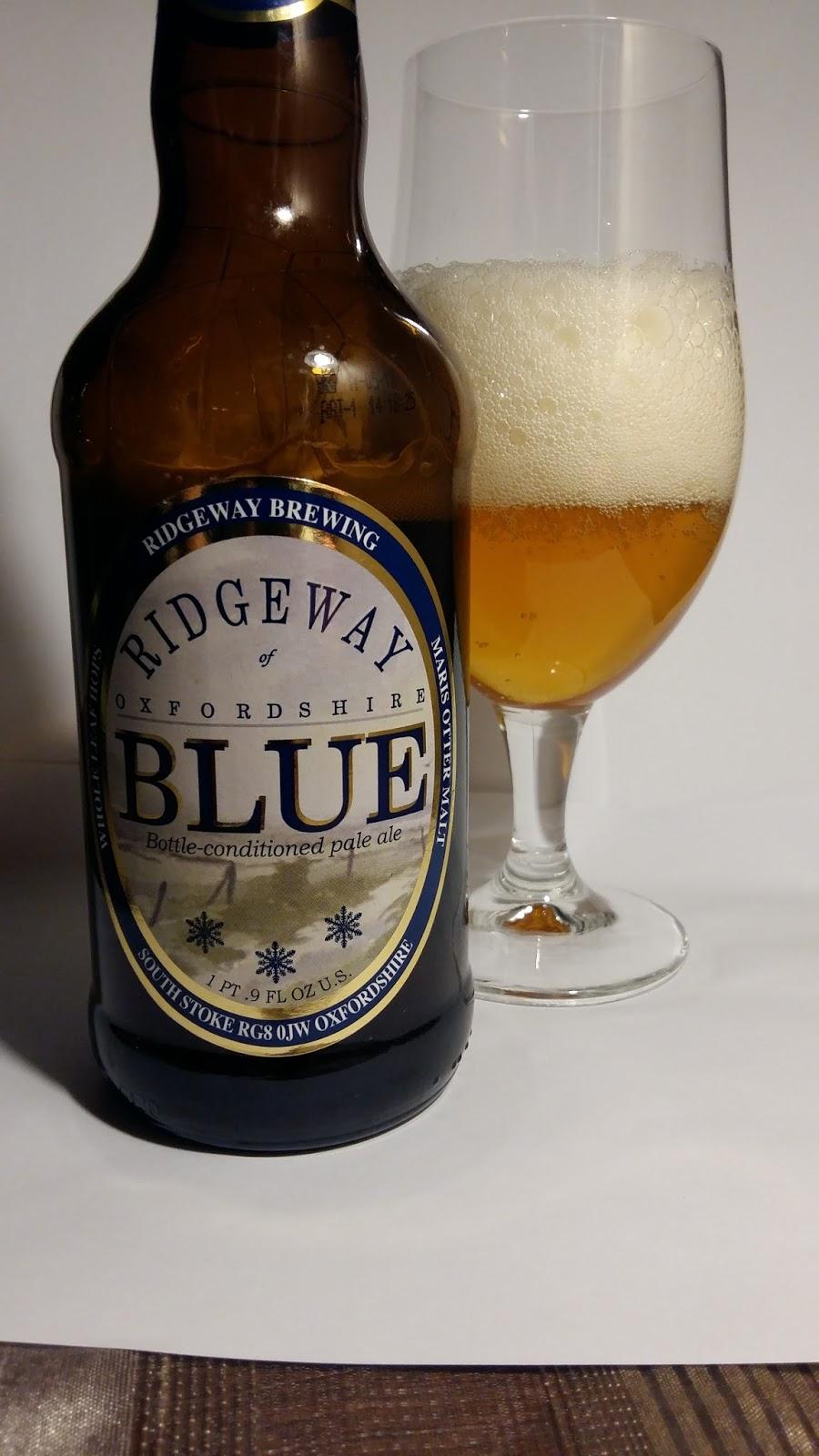 489d50c2888 Oxfordshire Blue (Ridgeway, UK) pdl 0,5 l. alc 5 %vol. Ratebeeri  liigimääratlus: