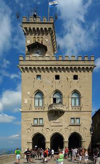 The Palazzo Pubblico