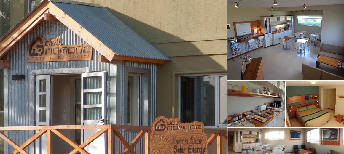 Hotel en Puerto Piramides - Peninsula Valdes - Patagonia Argentina