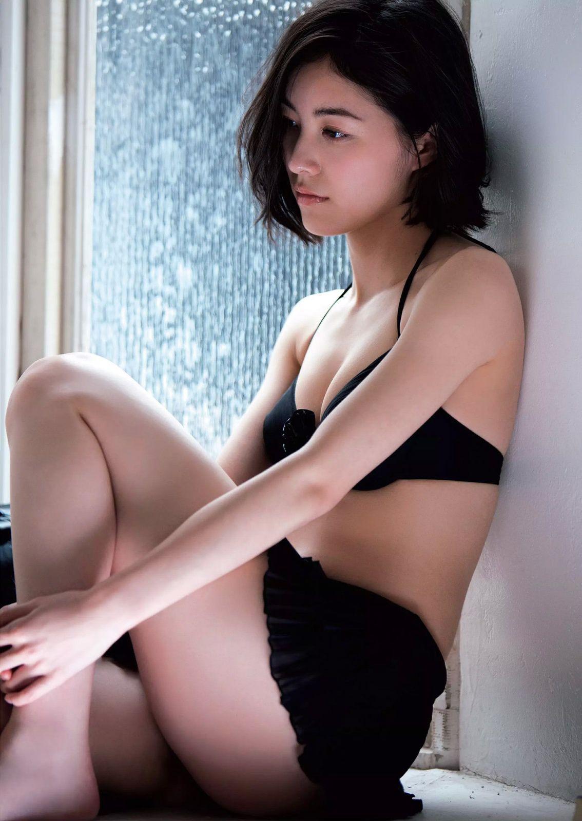 Matsui Jurina 松井珠理奈 SKE48, Weekly Playboy 2015 No.16 (週刊プレイボーイ 2015年16号)
