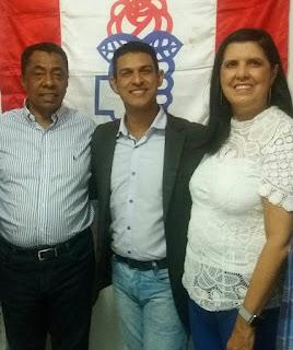 Josenildo da farmácia participa de encontro com vice-governadora em João Pessoa