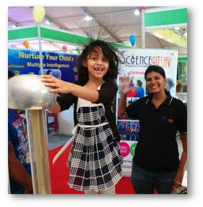 SCIENCE MASTI AT INORBIT MALL, WHITEFIELD