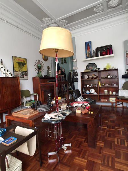 design nórdico, vintage, mobiliário nórdico, decoração vintage, século XX, a Porta Verde