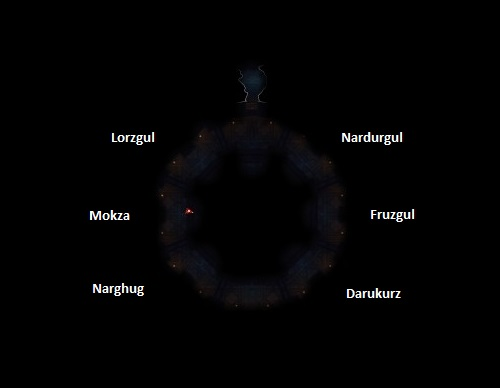 Myndariels Middle Earth Instances Moria Cluster Part I