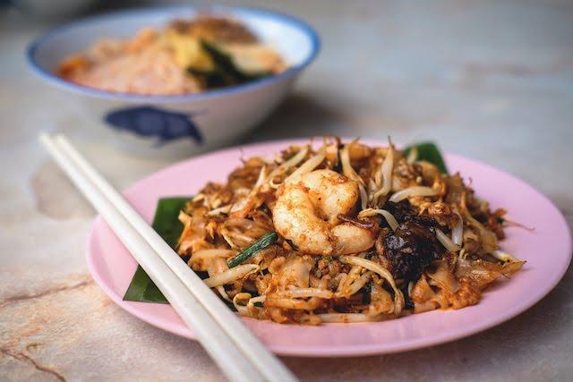 My favourite Penang Char Kuey Teow