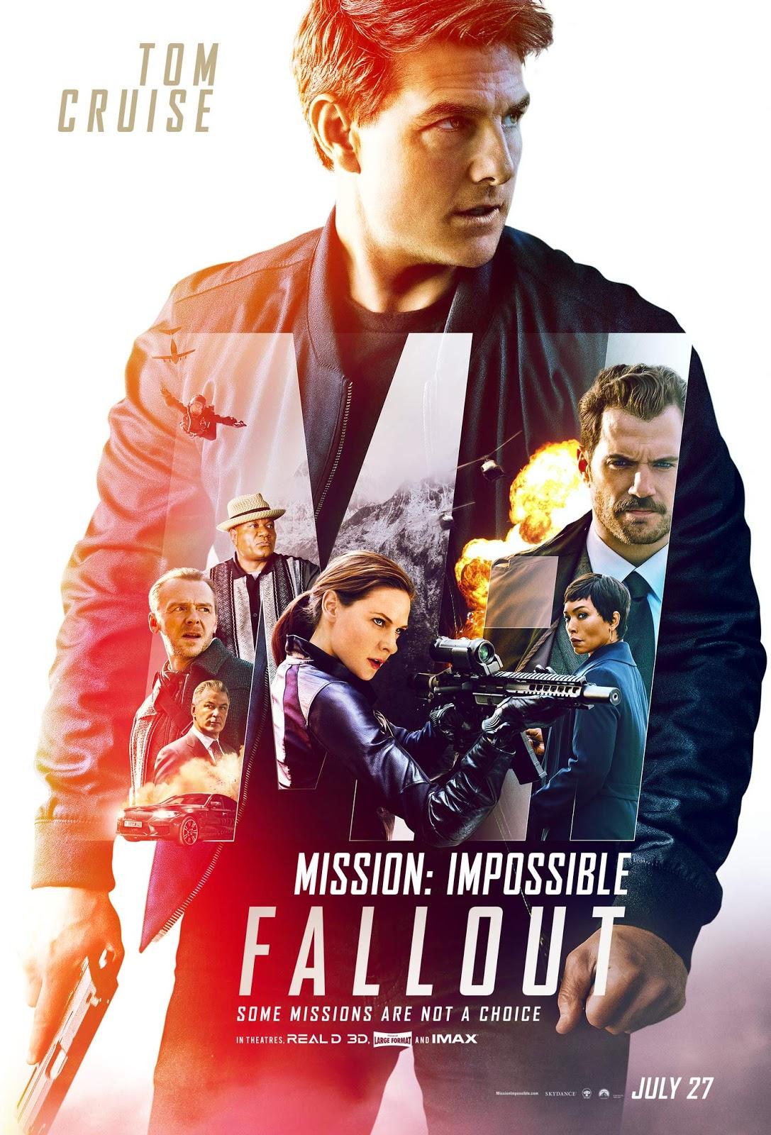 Mission: Impossible – Fallout (2018) Dual Audio [Hindi+English] HD