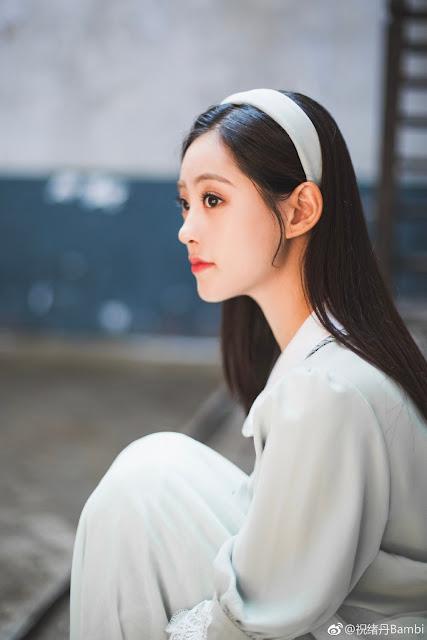 一身孤注掷温柔 Bambi Zhu Xudan