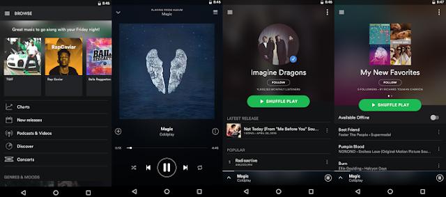 Spotify Music V8.4.42.722 VIP PREMIUM [MOD][APK]