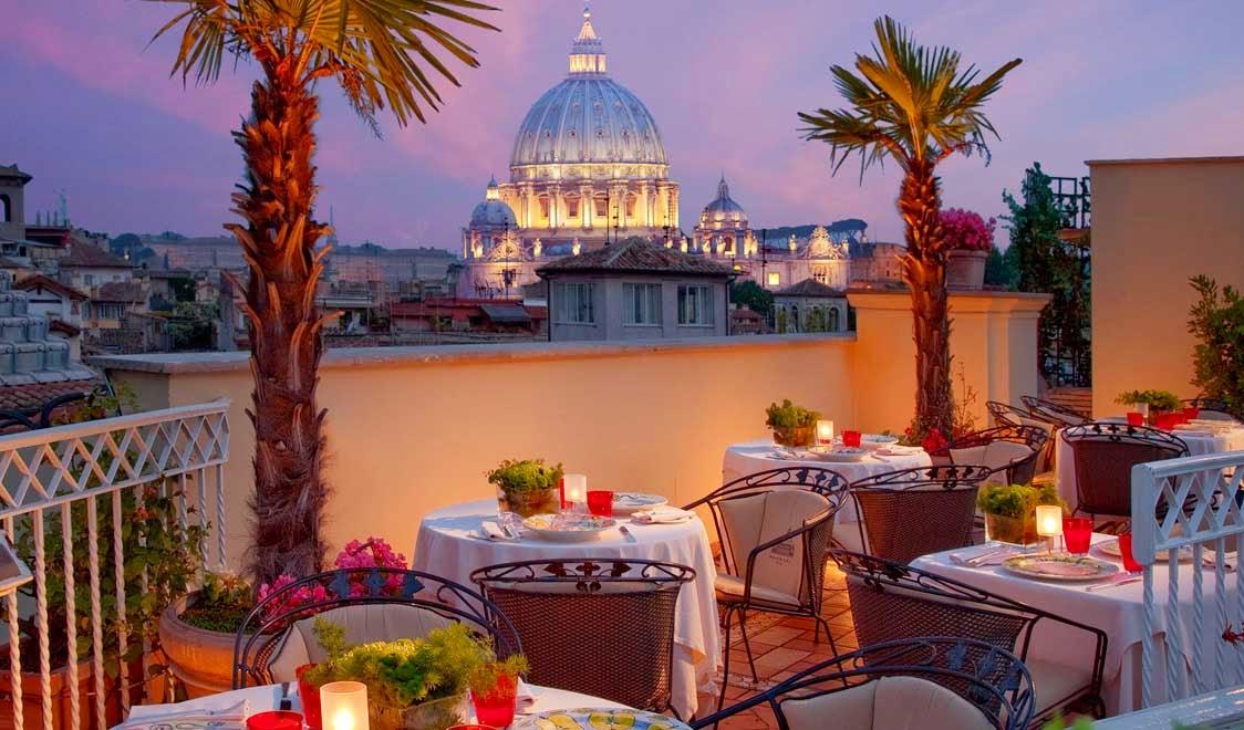 Hotel Raffaello Rome