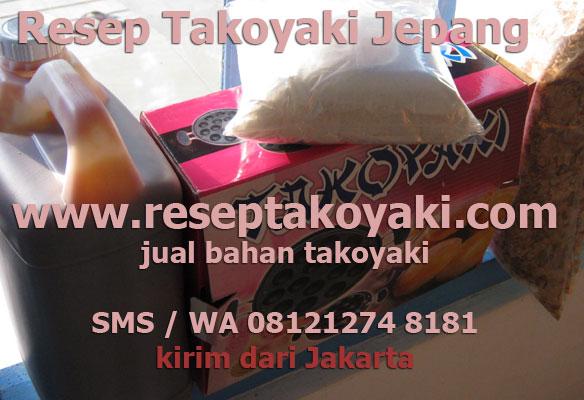 Resep Kue Jepang Takoyaki: Resep Takoyaki Jepang: Resep Takoyaki Jepang Asli Enak