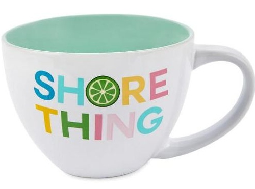 Fun Beach Mug Cup