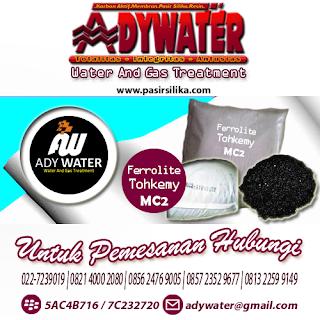 Jual Pasir Ferrolite Di Tangerang | Ady Water