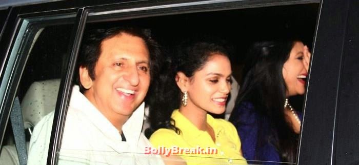 Aarti Surendranath, Celebs clicked at 'Kick' Special Screening at Yash Raj Studios