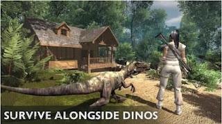 Fallen World Jurassic Survivor Mod Apk