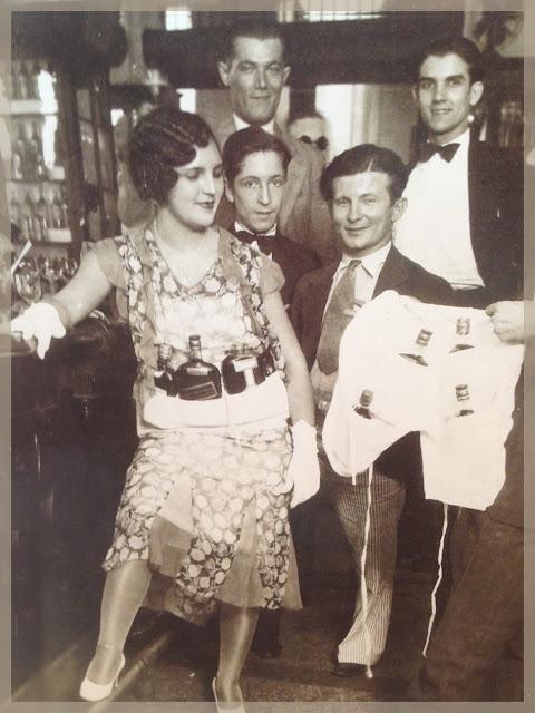 Durant la prohibition