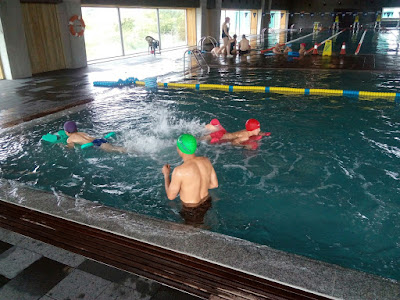 Ceip pedro del hoyo colindres for Piscina colindres
