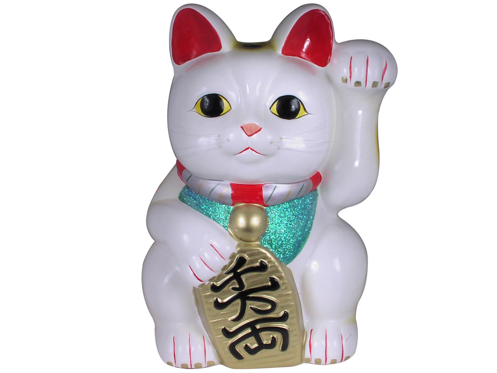 Maneki Neko Dan Sejarah Di Balik Kucing Pembawa Keberuntungan Japan Daisuki