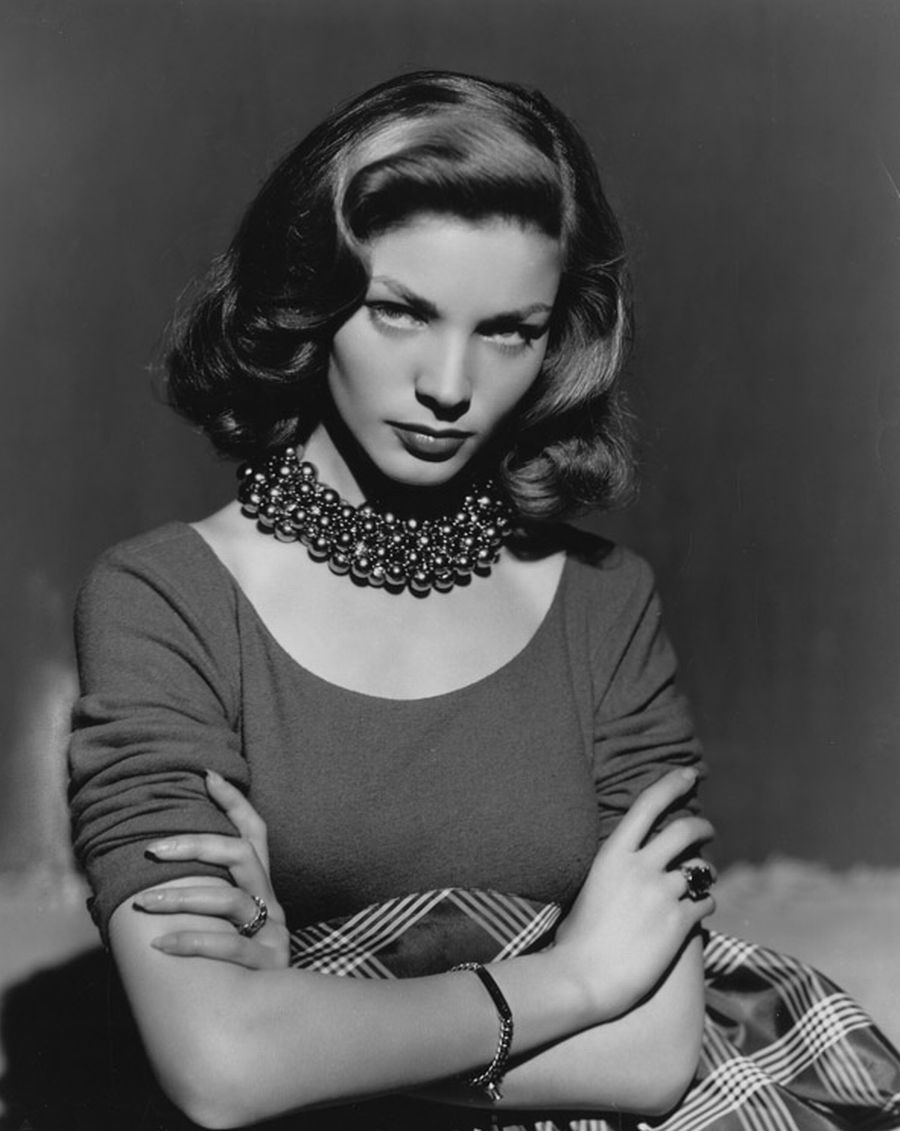GOLDEN DREAMLAND: Style Icon: Lauren Bacall Lauren Bacall Young