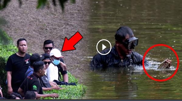 VIDEO: PENIPUAN TERBONGKAR ! Suspek Dibawa Ke Belakang Sekolah Tahfiz Untuk Tunjukkan Sesuatu. Apa Yg Dijumpai Memang Tak MASUK AKAL !
