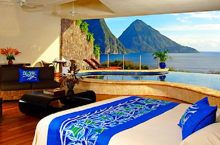 Vacation of the Lifetime at Jade Mountain in St. Lucia