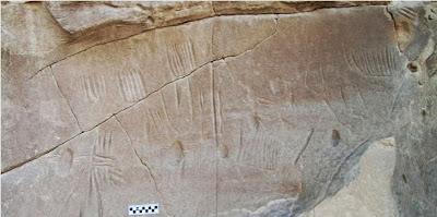 Πανάρχαια επιγραφή με άγνωστες εικόνες βρέθηκε στην Αίγυπτο