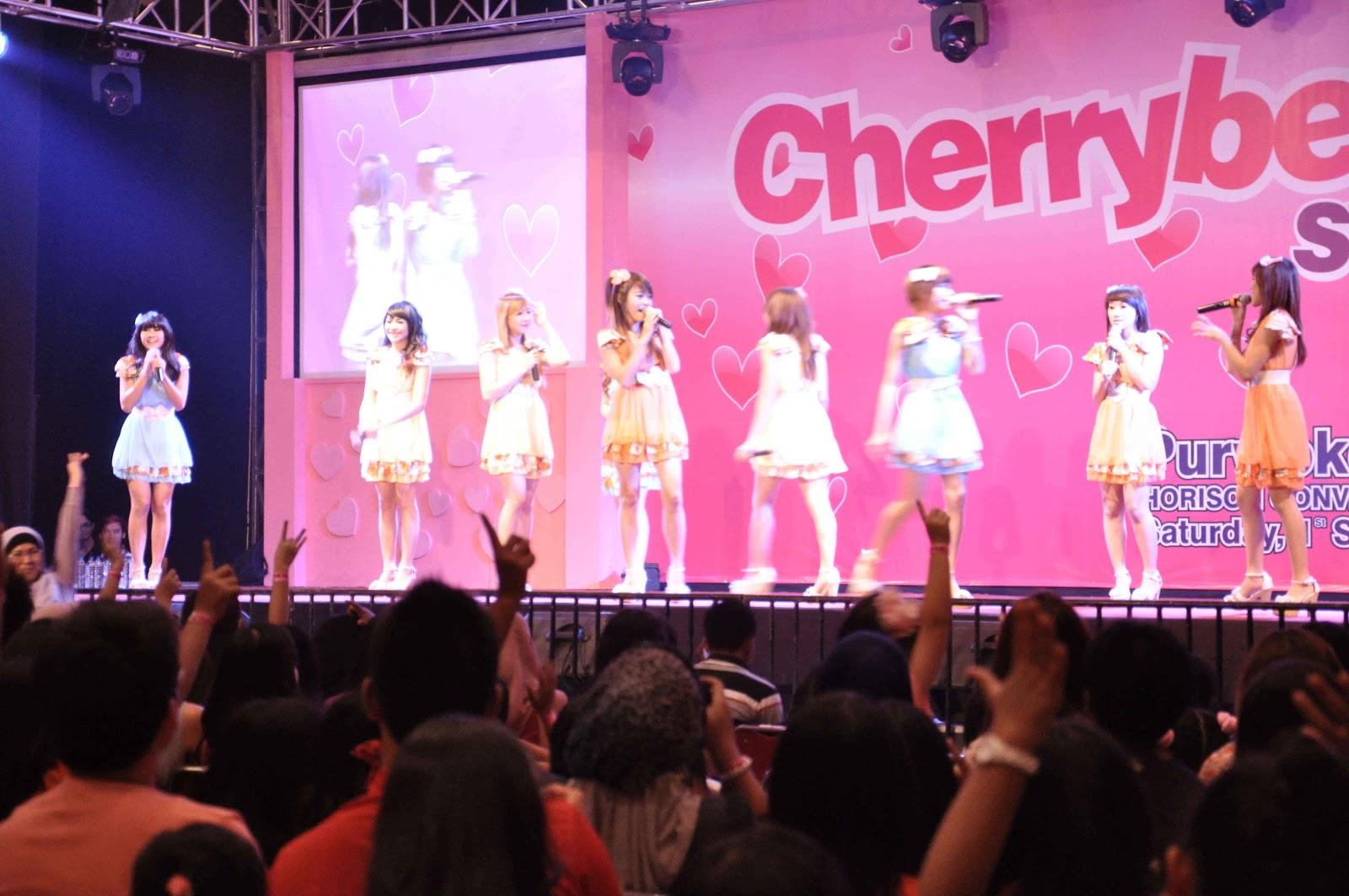 Cherrybelle In Purwokerto Photo Video Purwokerto