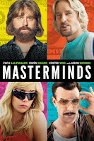 Masterminds (2016) Dual Audio [Hindi-English] 720p BluRay ESubs Download