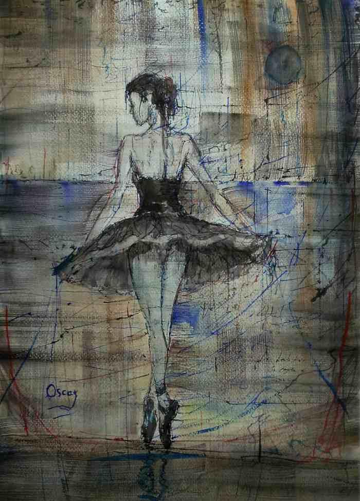 Описательно-эмоциональные одеяния. Oscar Alvarez