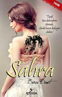 Sahra – Burcu Demet PDF indir