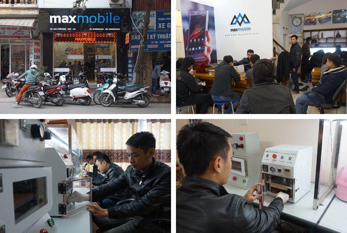 Trung tâm sửa chữa Maxmobile