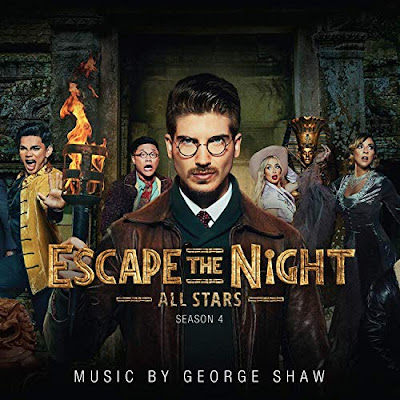 Escape The Night All Stars Season 4 Soundtrack George Shaw
