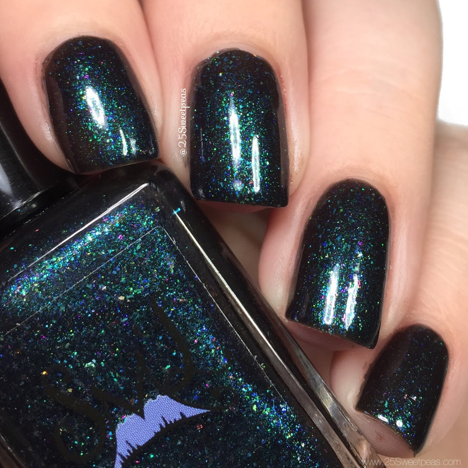 Smokey Mountain Lacquer Sexy