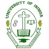 31 Job Vacancies at The University of Iringa Tanzania, September 2018