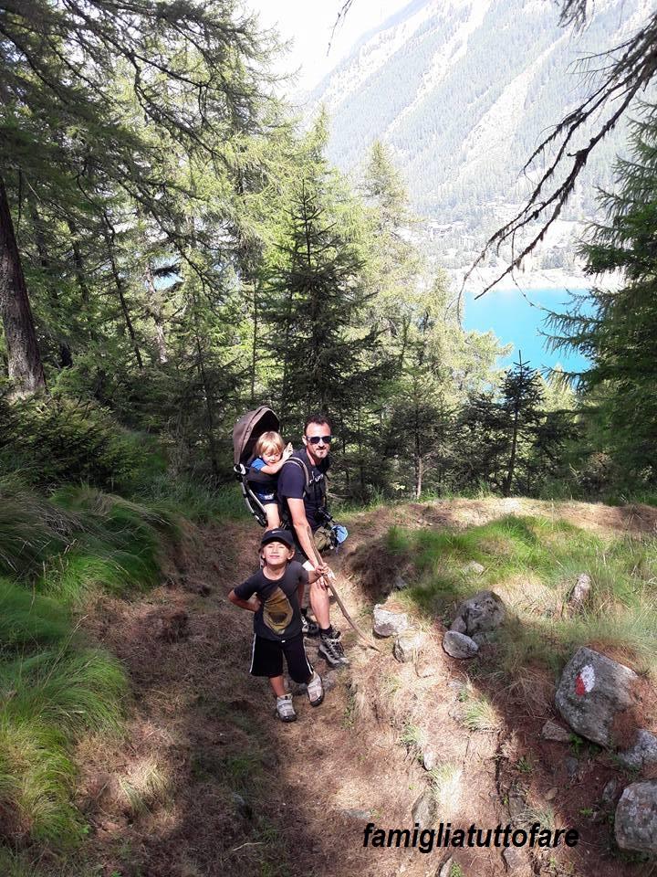 Gita con bimbi: Ceresole Reale e il parco Nazionale del ...