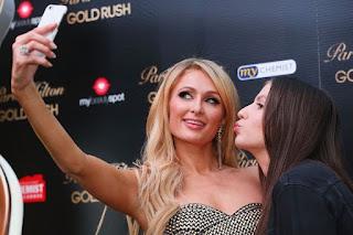 Paris Hilton'dan selfie iddiası: Ben icat ettim