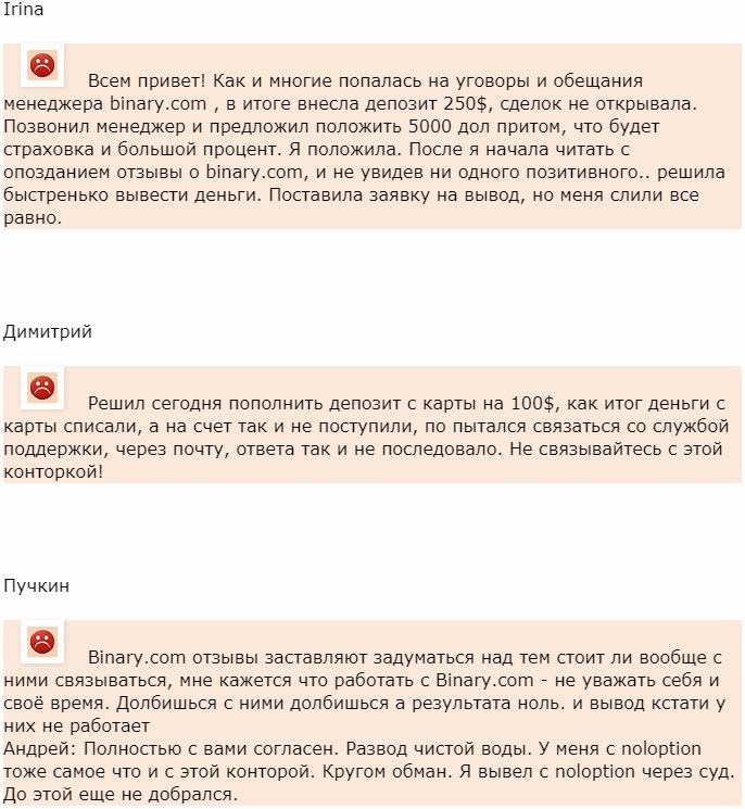 Отзыв от пользователя Irina