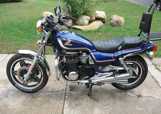 Honda CB650SC Nighthawk Motorcycle Wiring Diagram   All about Wiring Diagrams