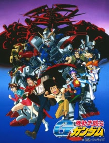 Mobile Fighter G Gundam - Hoạt Hình Mobile Fighter G Gundam 2012 Poster