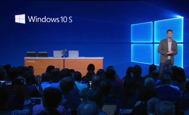 [Computer] Microsoft Finally Launches 10S (See Its Features)