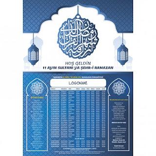 Makro Ambalaj Ramazan Bayramına Özel İmsakiye