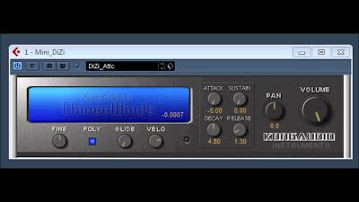 Mini DiZi Free VST Effect Download